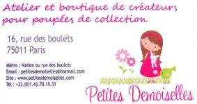 Blog de la boutique Petites demoiselles à Paris